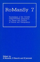 RoManSy 7 (Proceedings of the Seventh CISM/IFToMM Symposium on theory and practice of robots and manipulators) De  MORECKI - HERMES SCIENCE PUBLICATIONS / LAVOISIER