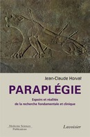 Paraplégie De HORVAT Jean-Claude - MEDECINE SCIENCES PUBLICATIONS