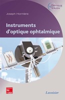 Instruments d'optique ophtalmique De HORMIÈRE Joseph - TECHNIQUE & DOCUMENTATION