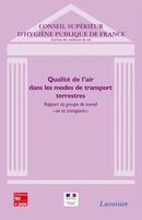 Qualité de l'air dans les modes de transport terrestres De  CSHPF - TECHNIQUE & DOCUMENTATION