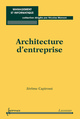 L'architecture d'entreprise / manager le SI De CAPIROSSI Jérôme - HERMES SCIENCE PUBLICATIONS / LAVOISIER
