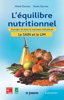 L'équilibre nutritionnel De DARMON Michel et DARMON Nicole - TECHNIQUE & DOCUMENTATION