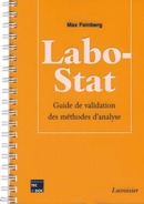 Labostat – Guide de validation des méthodes d'analyse  De  FEINBERG - TECHNIQUE & DOCUMENTATION