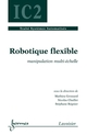 Robotique flexible : Manipulation multi-échelle De CHAILLET Nicolas, GROSSARD Mathieu et RÉGNIER Stéphane - HERMES SCIENCE PUBLICATIONS / LAVOISIER