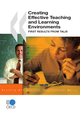 Creating Effective Teaching and Learning Environments De  Collective - OCDE / OECD