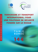 Terrorisme et transport international De  Collectif - OCDE / OECD