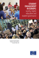 Student engagement in Europe: society, higher education and student governance (Council of Europe Higher Education Series No. 20) De  Collectif - Conseil de l'Europe