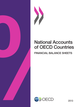 National Accounts of OECD Countries, Financial Balance Sheets 2013 De  Collective - OCDE / OECD