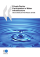Private Sector Participation in Water Infrastructure De  Collective - OCDE / OECD