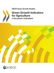 Green Growth Indicators for Agriculture De  Collective - OCDE / OECD