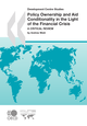Policy Ownership and Aid Conditionality in the Light of the Financial Crisis De  Collective - OCDE / OECD