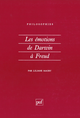 Les émotions de Darwin à Freud De Liliane Maury - Presses Universitaires de France