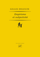 Empirisme et subjectivité De Gilles Deleuze - Presses Universitaires de France