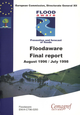 Final Floodaware Report of the European Climate and Environment Programme De Nicolas Gendreau - Quæ
