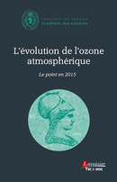 L'évolution de l'ozone atmosphérique : le point en 2015 De ACADEMIE DES SCIENCES - TECHNIQUE & DOCUMENTATION