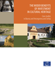 The wider benefits of investment in cultural heritage De  Collectif - Conseil de l'Europe