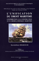 L'unification du droit maritime De Massimiliano Rimaboschi - Presses universitaires d'Aix-Marseille