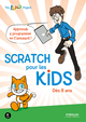 Scratch pour les kids De The Lead Project - Editions Eyrolles