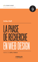 La phase de recherche en web design De Erika Hall - Editions Eyrolles