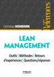 Lean management De Christian Hohmann - Editions Eyrolles