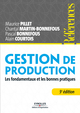 Gestion de production De Maurice Pillet, Alain Courtois, Chantal Martin-Bonnefous et Pascal Bonnefous - Éditions d'Organisation