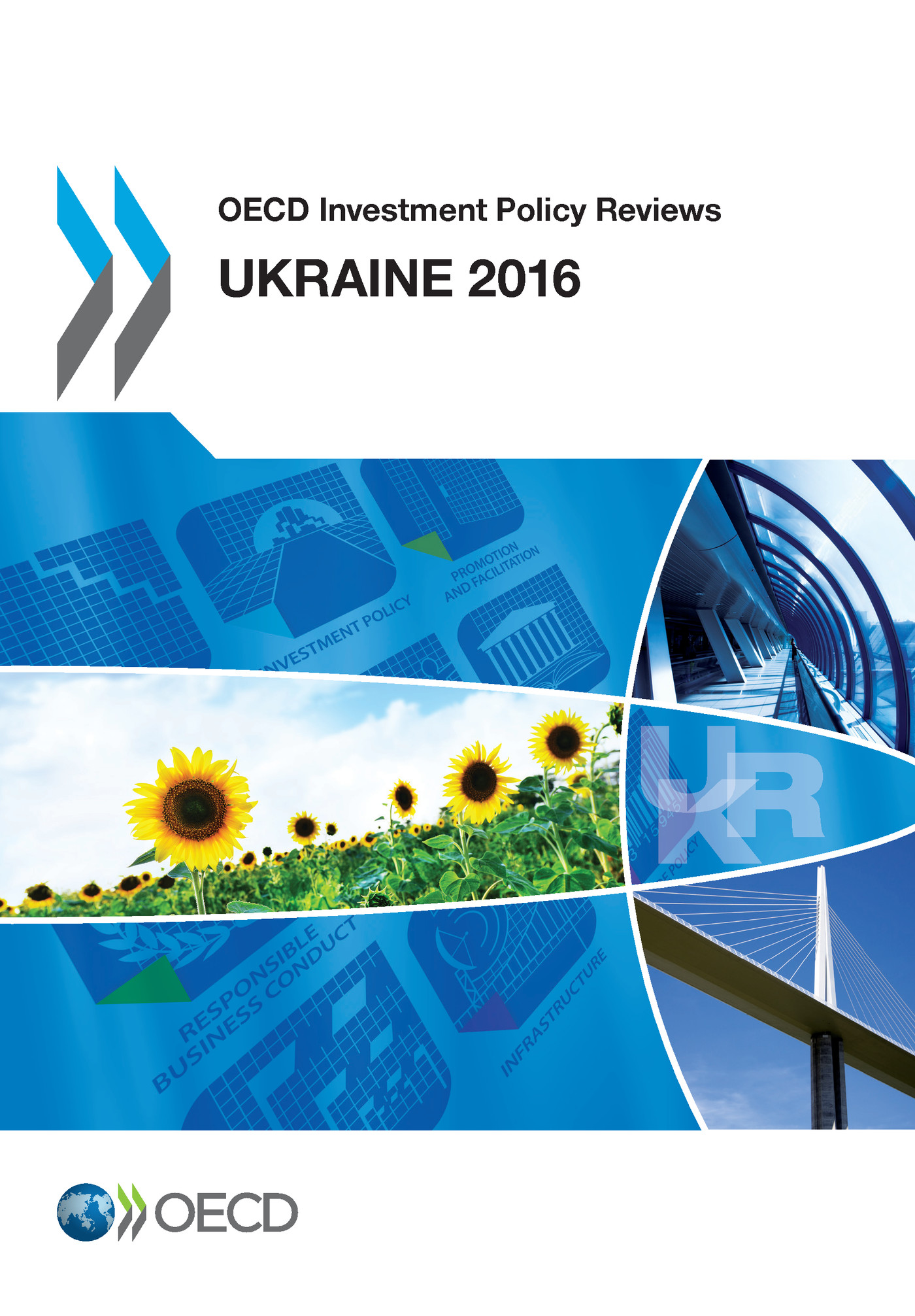 OECD Investment Policy Reviews: Ukraine 2016 De  Collectif - OCDE / OECD
