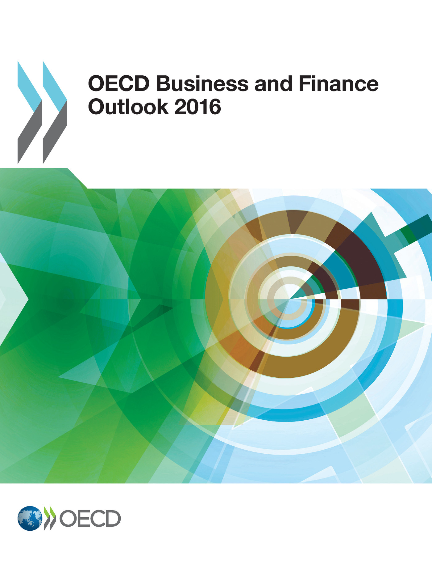 OECD Business and Finance Outlook 2016 De  Collectif - OCDE / OECD