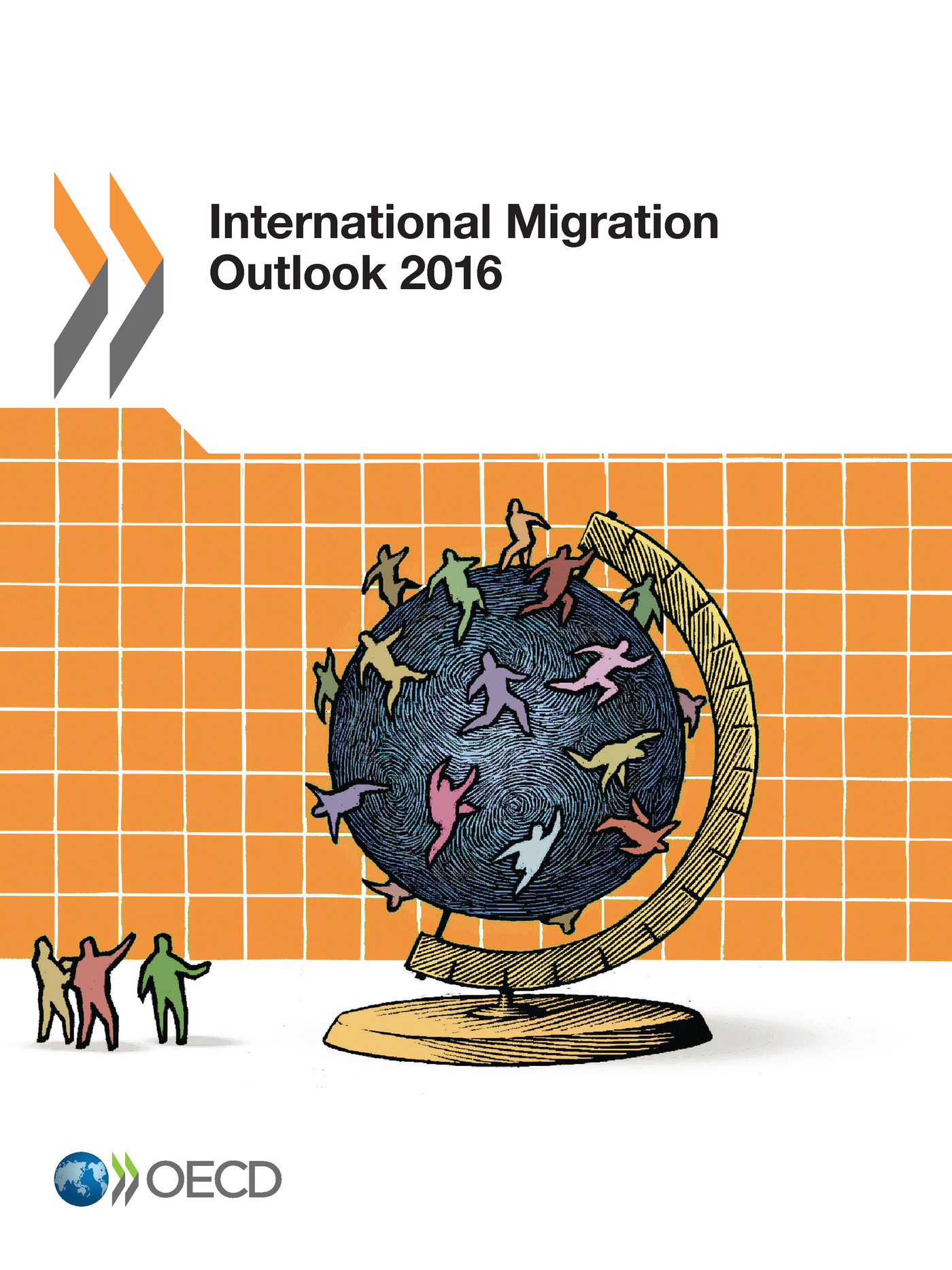 International Migration Outlook 2016 De  Collectif - OCDE / OECD