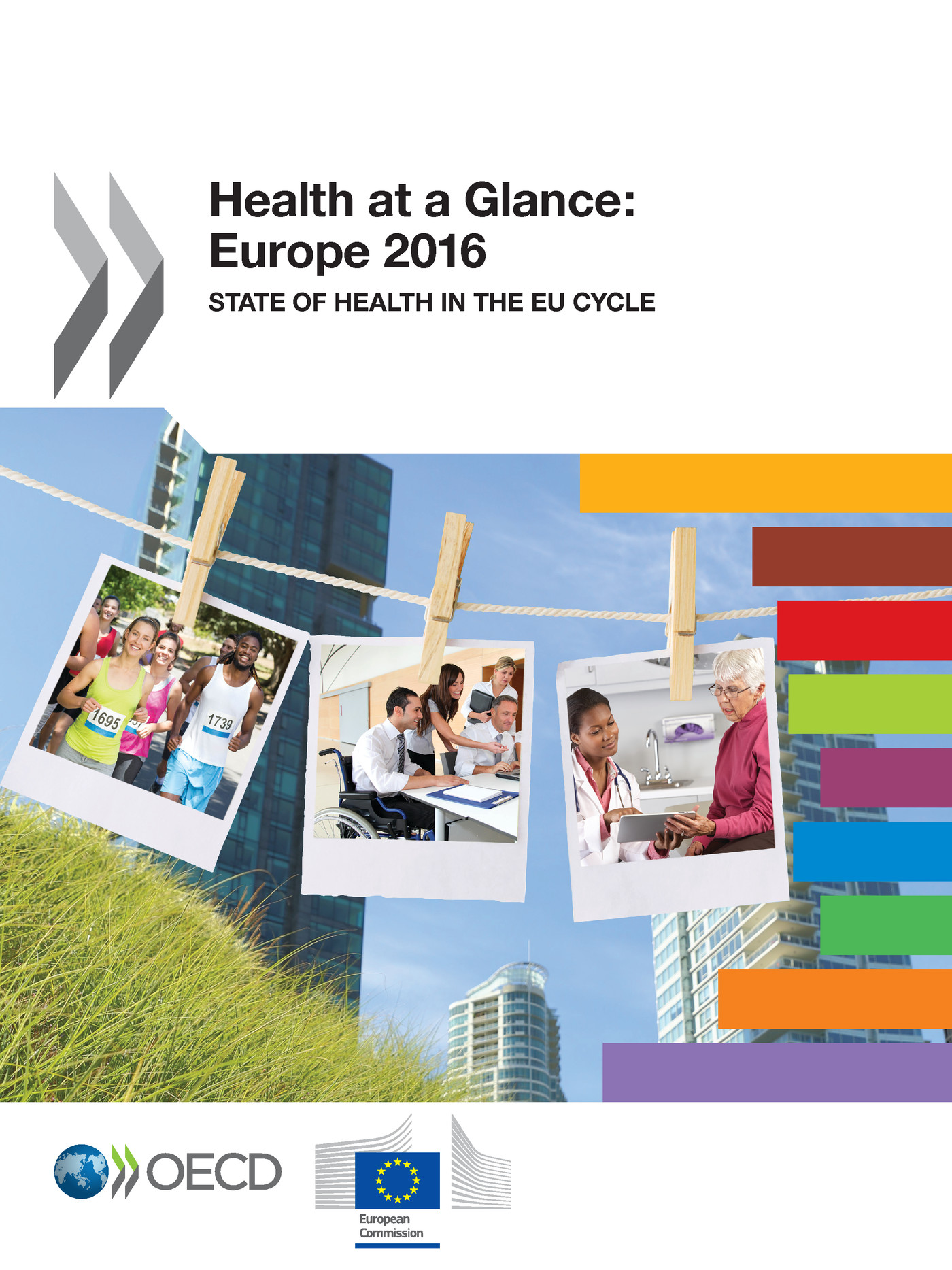 Health at a Glance: Europe 2016 De  Collectif - OCDE / OECD