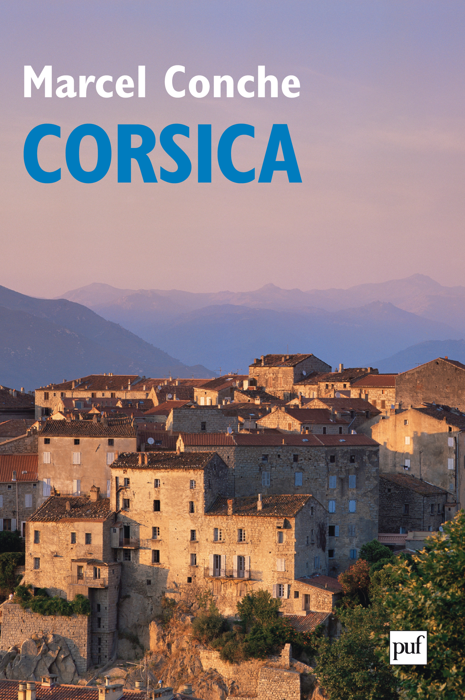 Corsica. Journal étrange V De Marcel Conche - Presses Universitaires de France