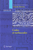 Codes et turbocodes (collection IRIS)  - Springer