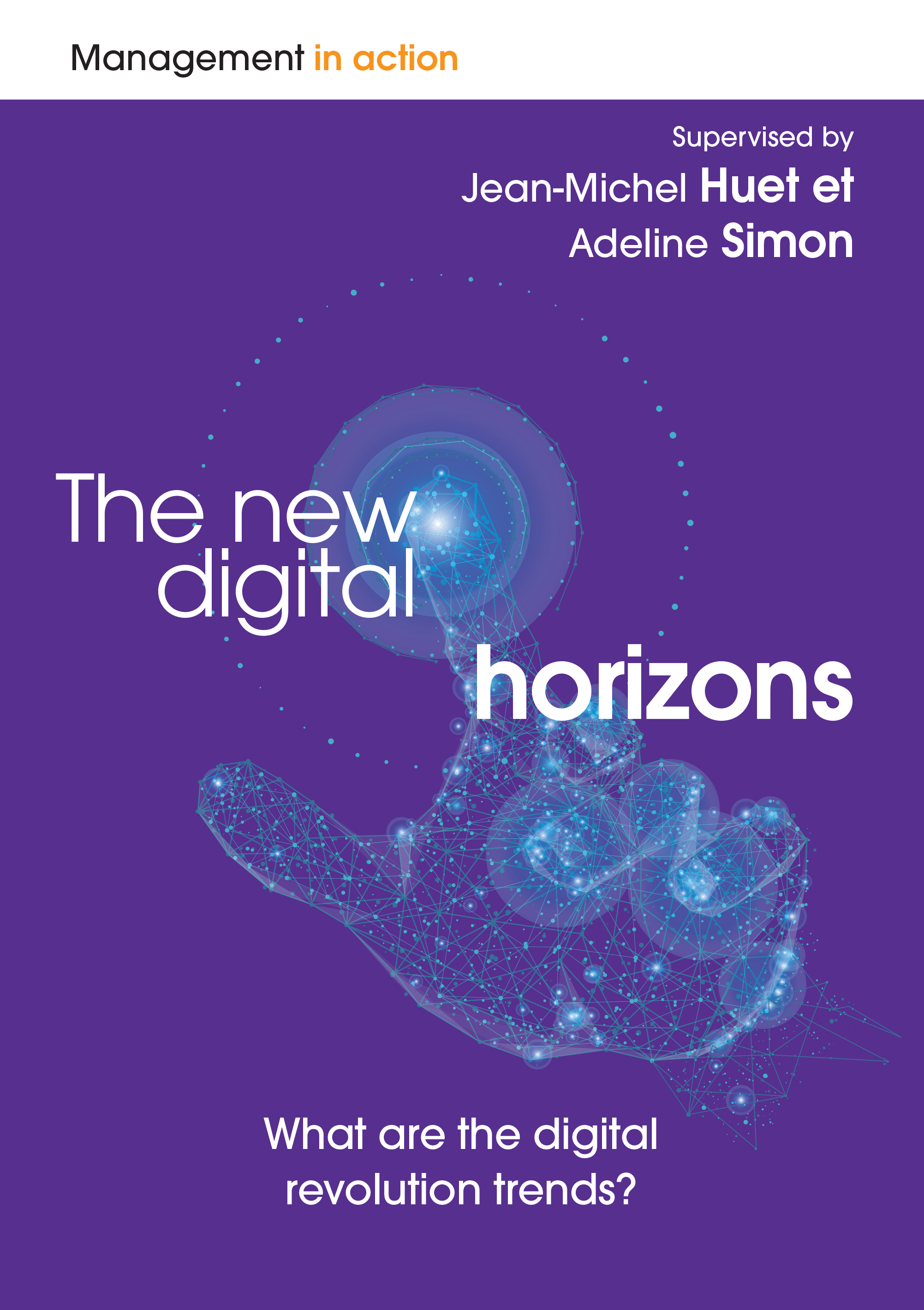 The new digital horizons De Adeline Simon et Jean-Michel Huet - Pearson