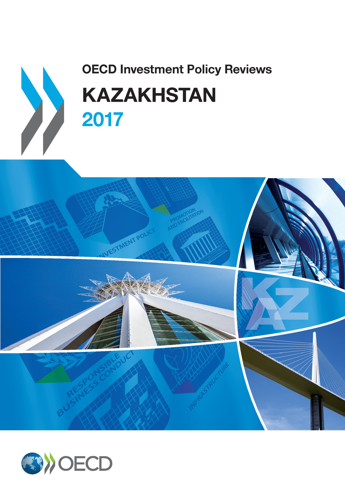 OECD Investment Policy Reviews: Kazakhstan 2017 De  Collectif - OCDE / OECD