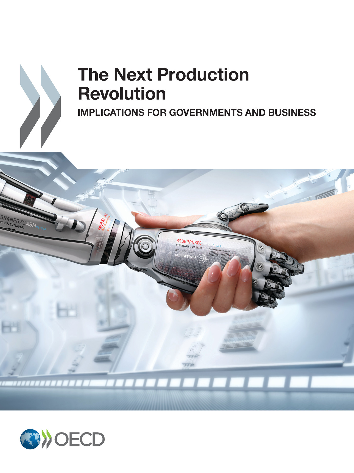 The Next Production Revolution De  Collectif - OCDE / OECD