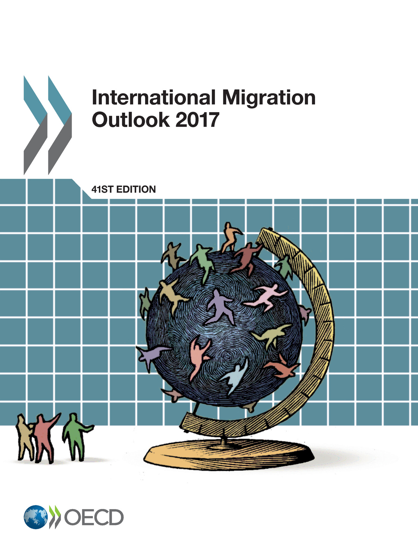 International Migration Outlook 2017 De  Collectif - OCDE / OECD