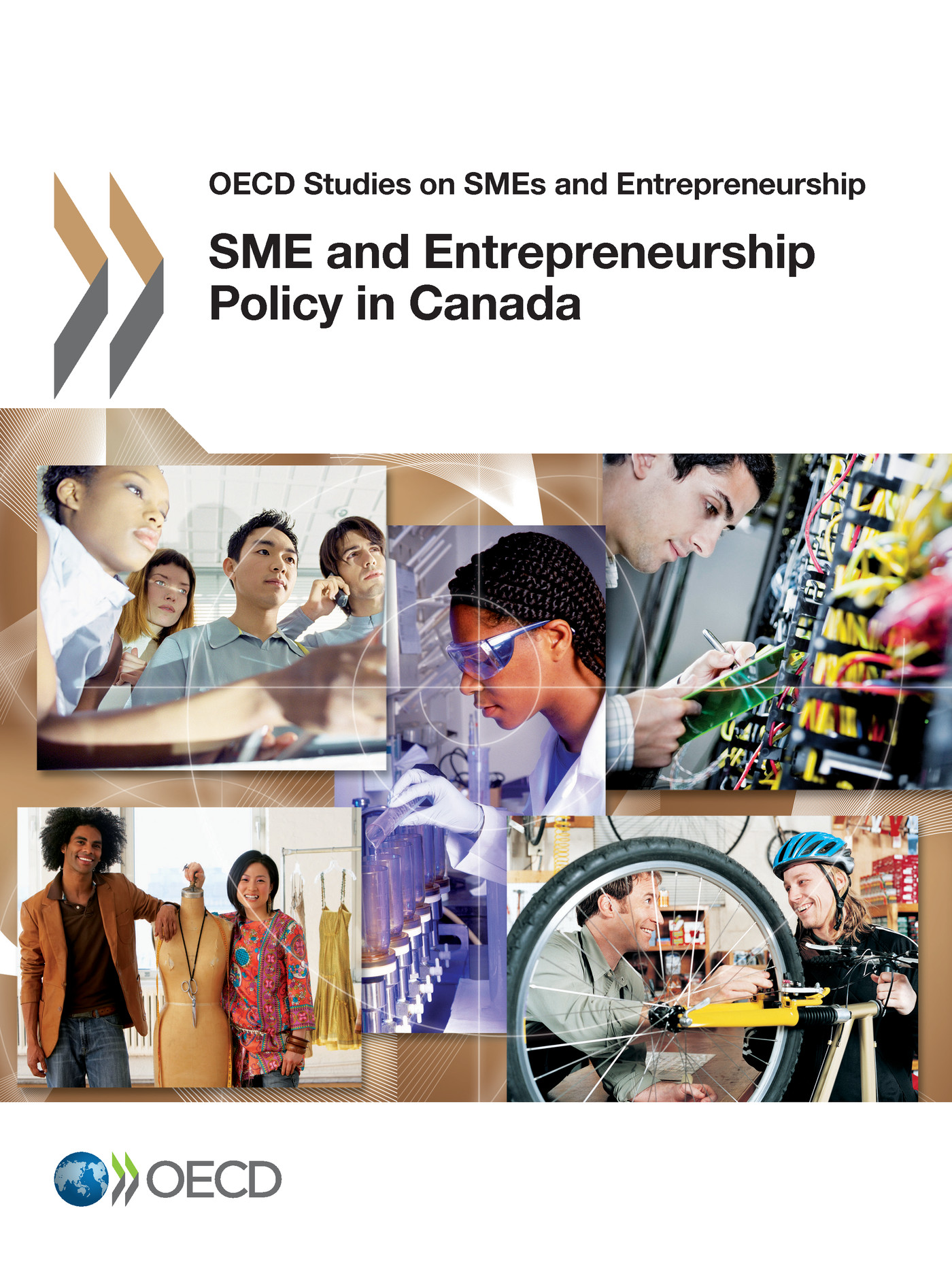 SME and Entrepreneurship Policy in Canada De  Collectif - OCDE / OECD