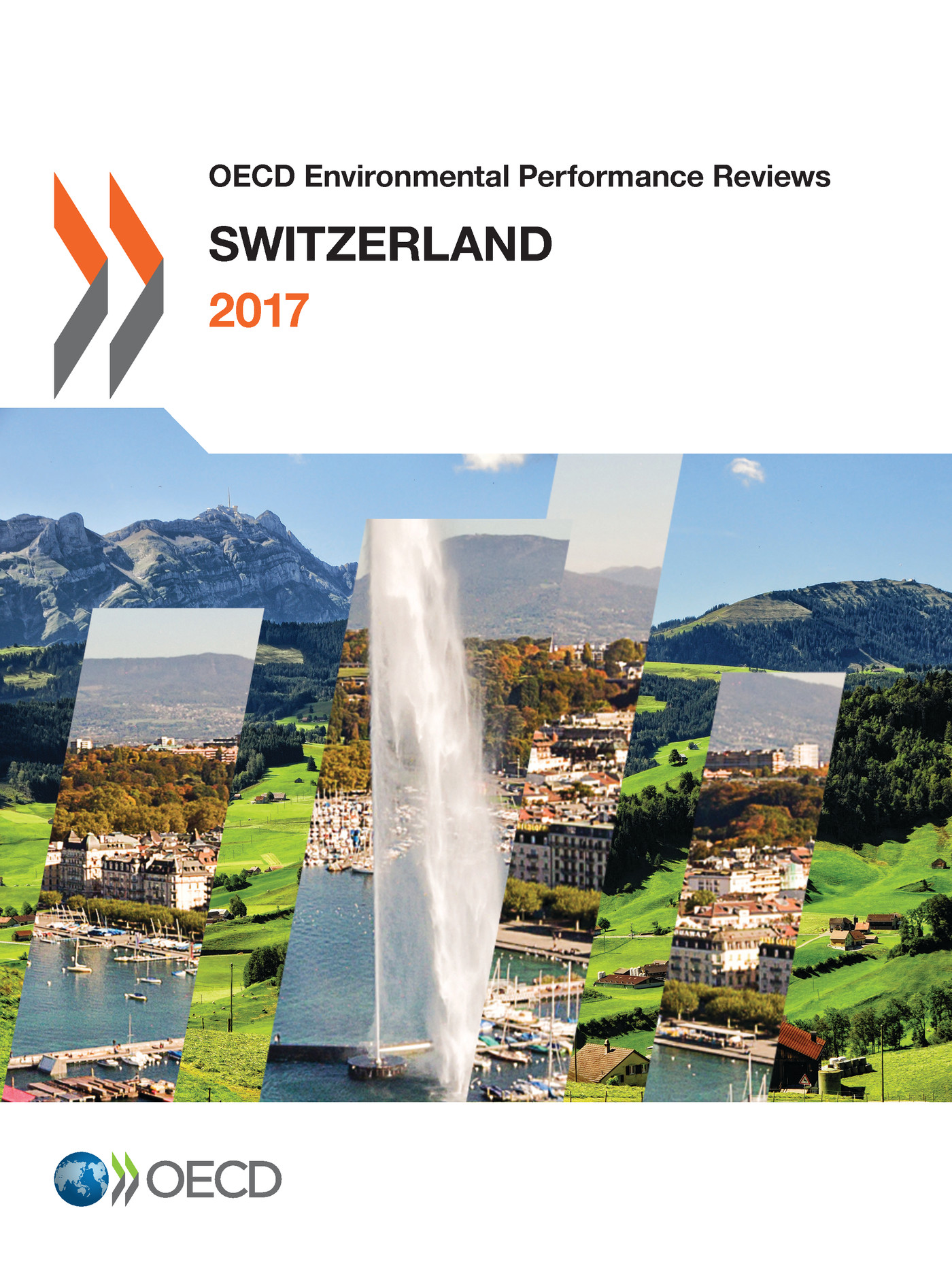 OECD Environmental Performance Reviews: Switzerland 2017 De  Collectif - OCDE / OECD