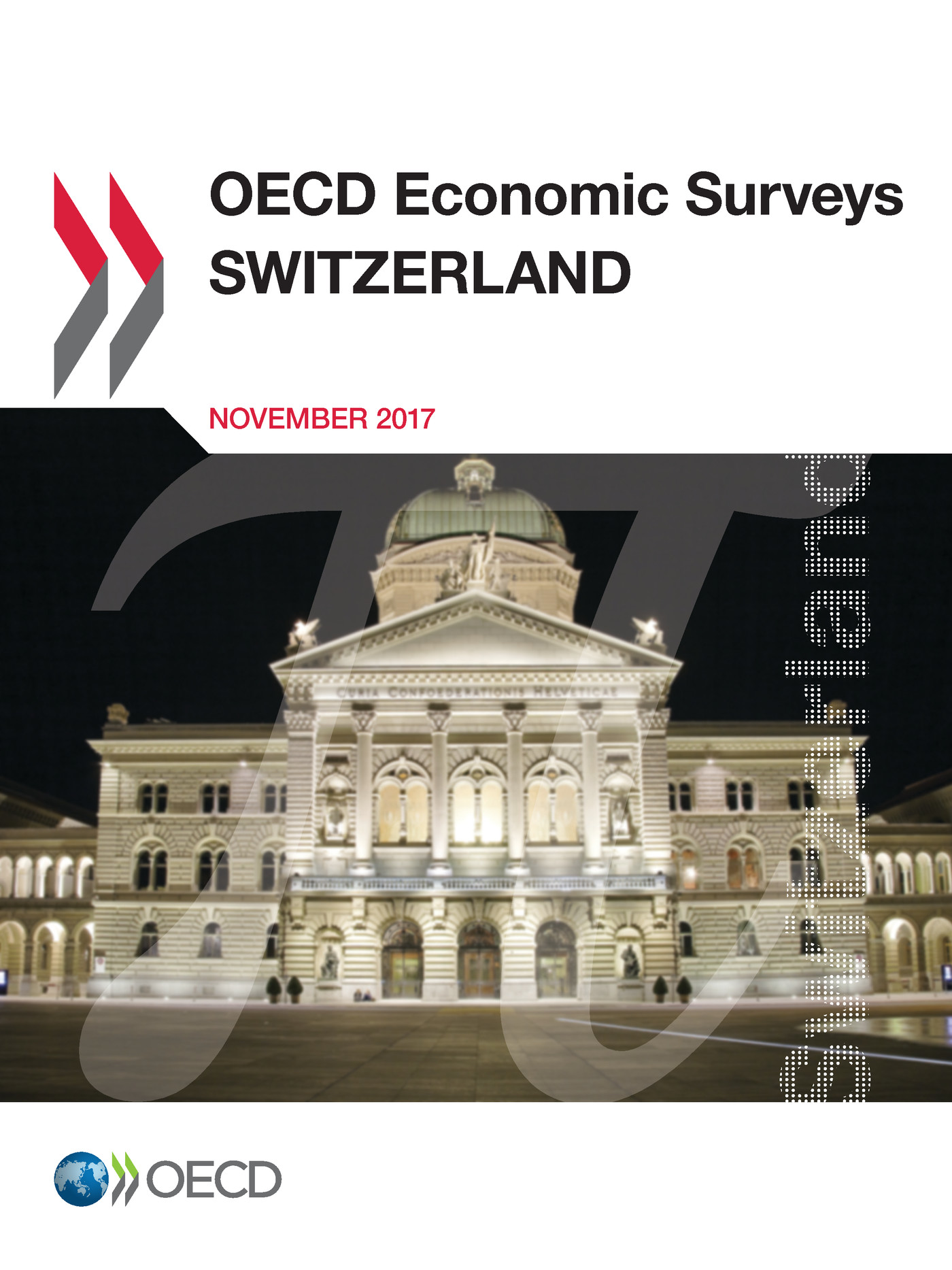 OECD Economic Surveys: Switzerland 2017 De  Collectif - OCDE / OECD