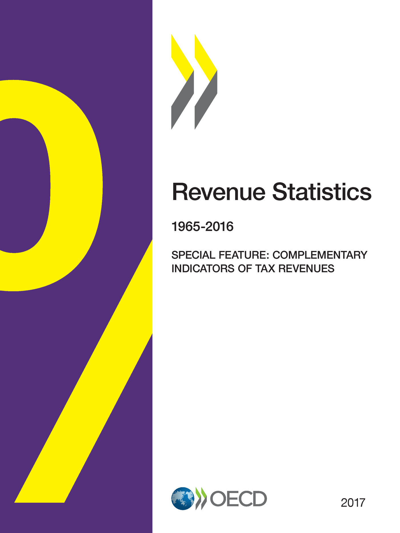 Revenue Statistics: 1965-2016 De  Collectif - OCDE / OECD