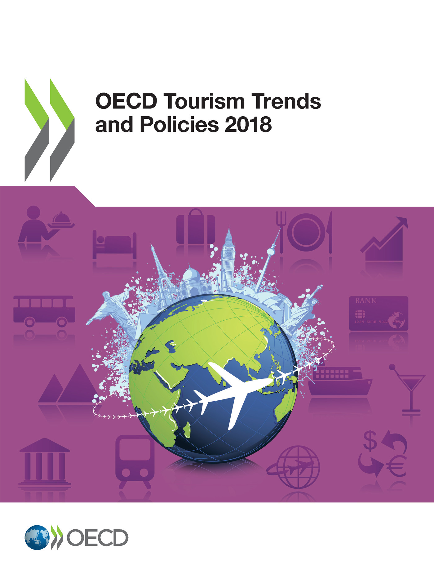 OECD Tourism Trends and Policies 2018 De  Collectif - OCDE / OECD