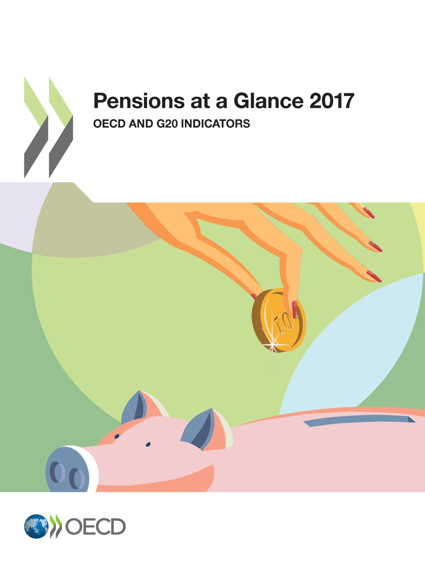 Pensions at a Glance 2017 De  Collectif - OCDE / OECD