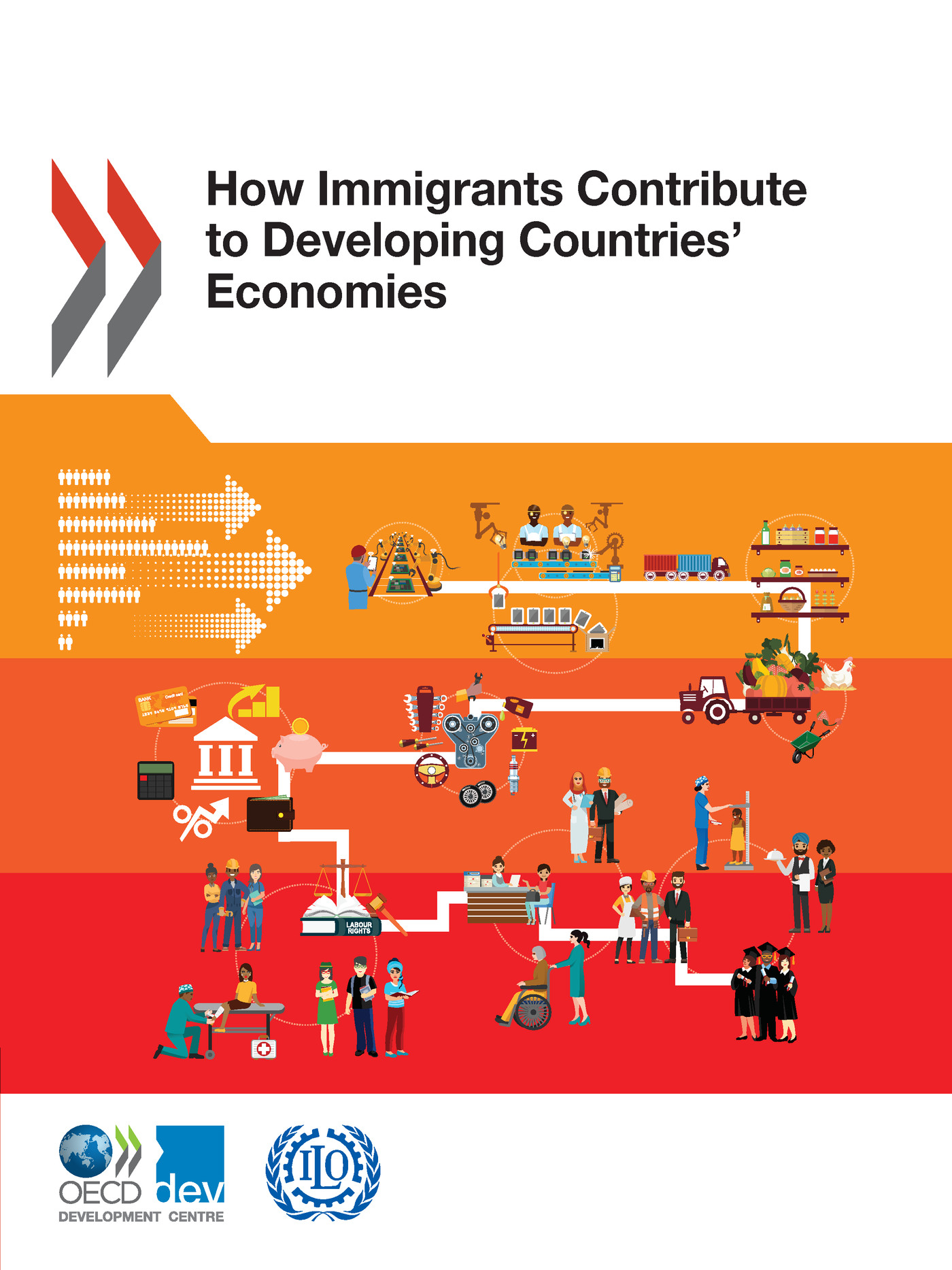 How Immigrants Contribute to Developing Countries' Economies De  Collectif - OCDE / OECD
