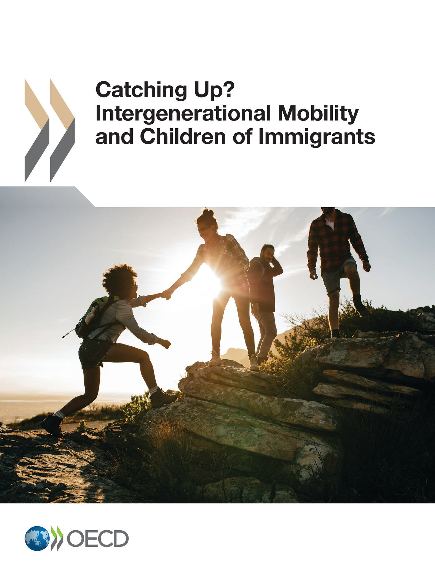 Catching Up? Intergenerational Mobility and Children of Immigrants De  Collectif - OCDE / OECD