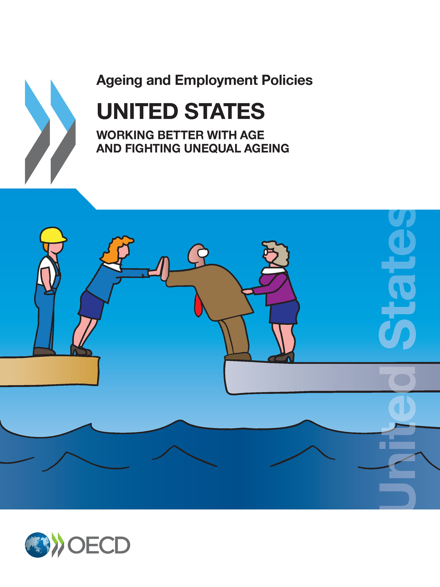 Ageing and Employment Policies: United States 2018 De  Collectif - OCDE / OECD