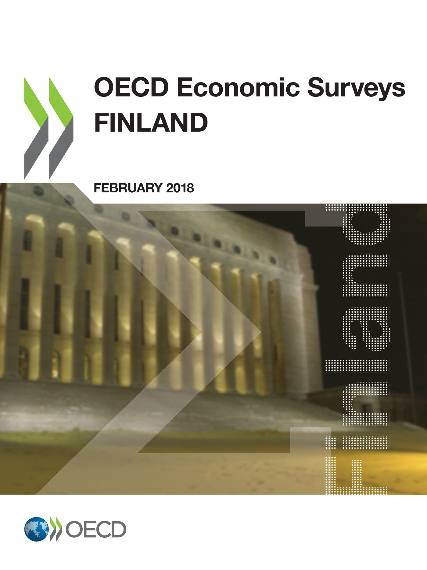 OECD Economic Surveys: Finland 2018 De  Collectif - OCDE / OECD