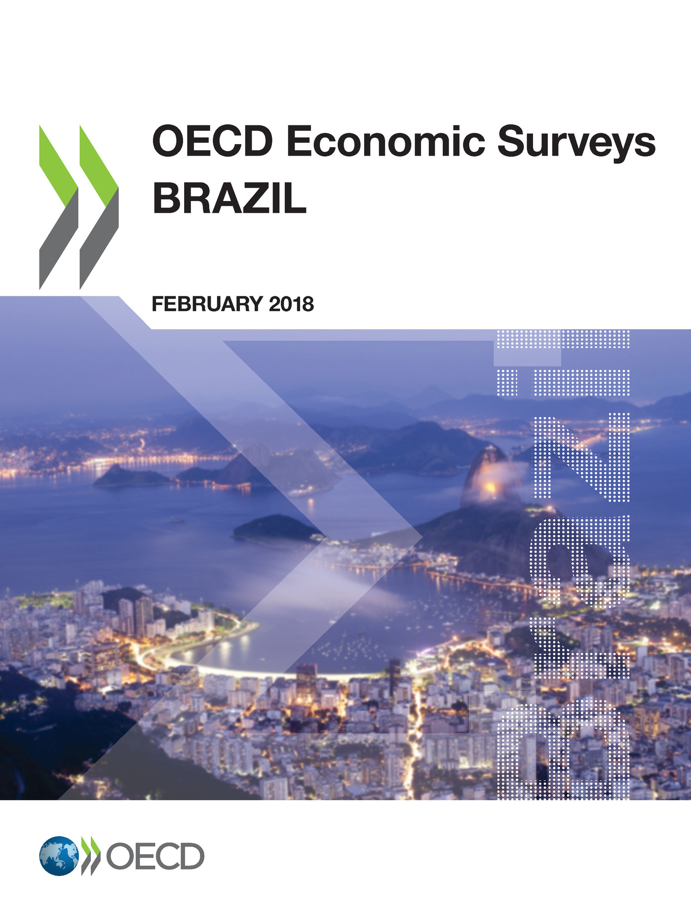 OECD Economic Surveys: Brazil 2018 De  Collectif - OCDE / OECD