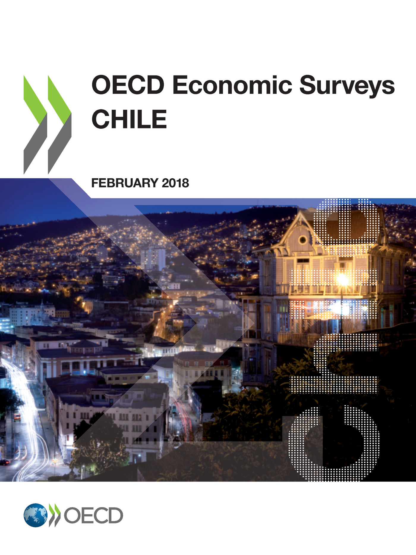 OECD Economic Surveys: Chile 2018 De  Collectif - OCDE / OECD