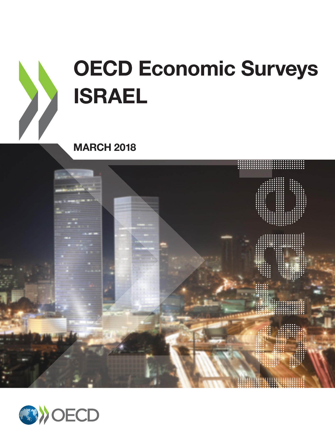 OECD Economic Surveys: Israel 2018 De  Collectif - OCDE / OECD