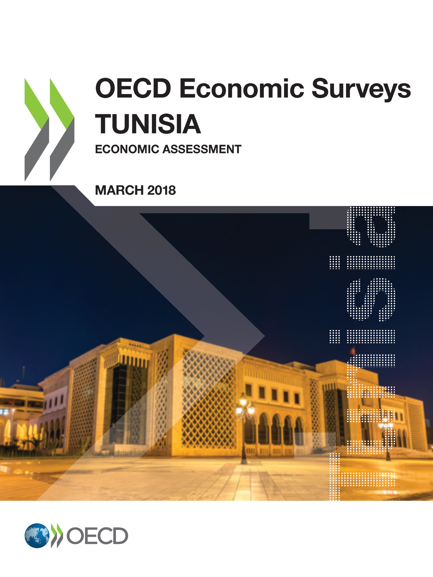 OECD Economic Surveys: Tunisia 2018 De  Collectif - OCDE / OECD