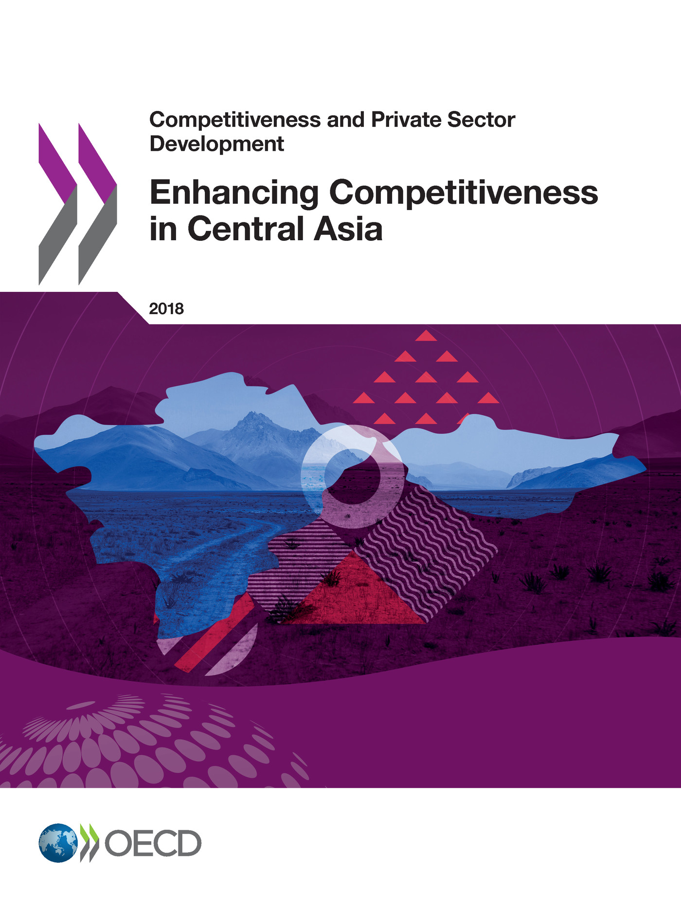 Enhancing Competitiveness in Central Asia De  Collectif - OCDE / OECD